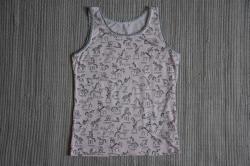 0c67fb8686 Csipkés aljú top [146-152 (11-12 év) / Lány ruhák] :: Lótusz ...