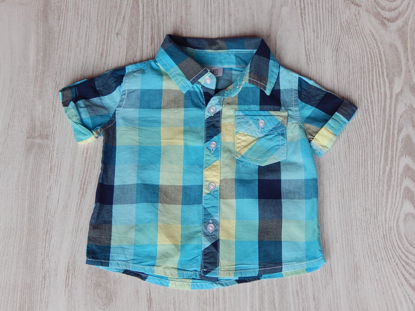 Kockás ing  74 (6-9 hó)   Fiú ruhák     Lótusz Gyerekruha Webshop 272dcbd171