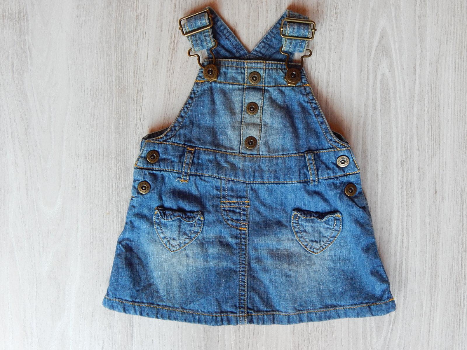 2a528162de Next farmer ruha [62 (0-3 hó) / Lány ruhák] :: Lótusz Gyerekruha Webshop