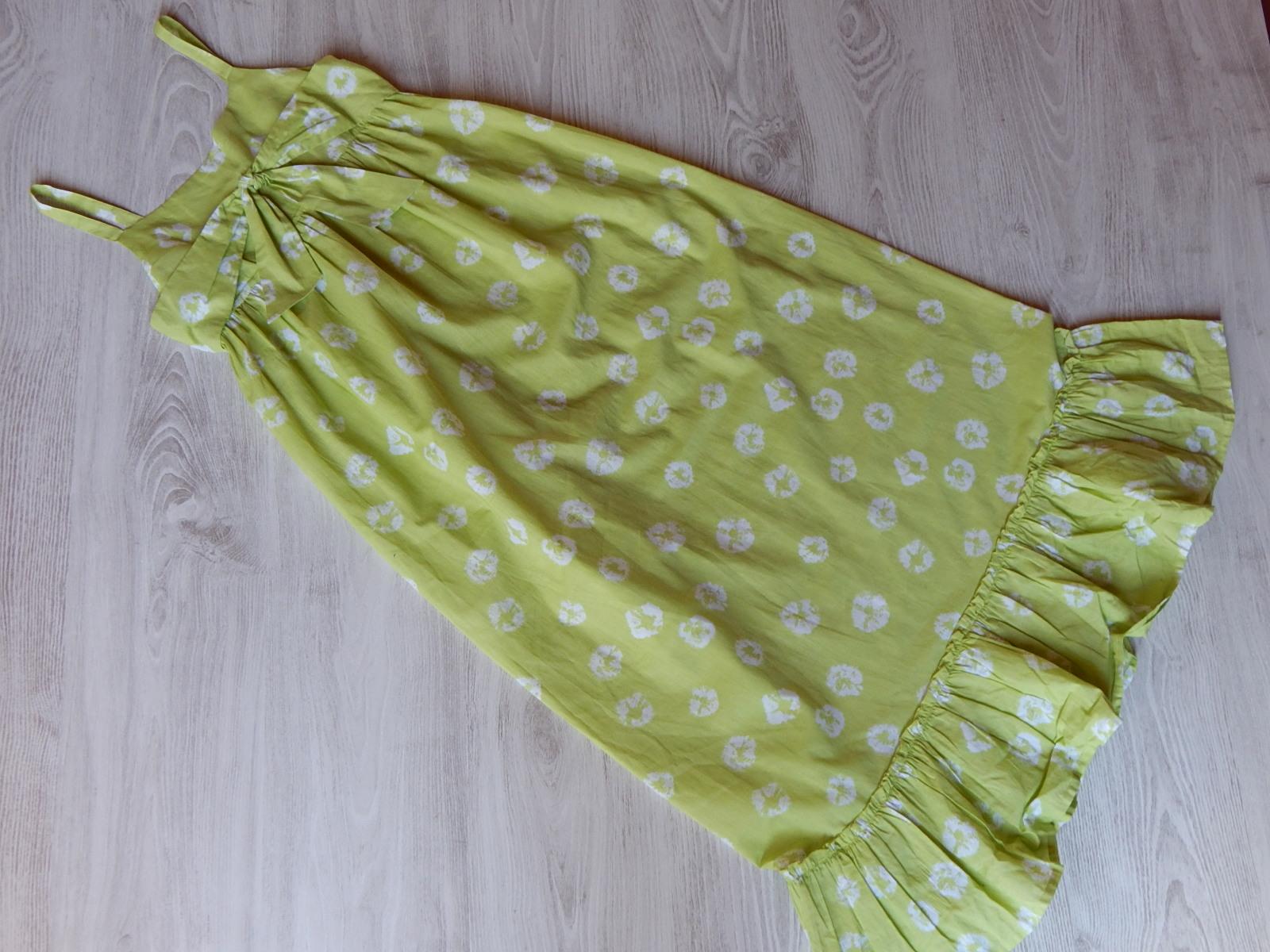 Next zöld maxi ruha  158-164 (13-14 év)   Lány ruhák     Lótusz Gyerekruha  Webshop e2458718e3