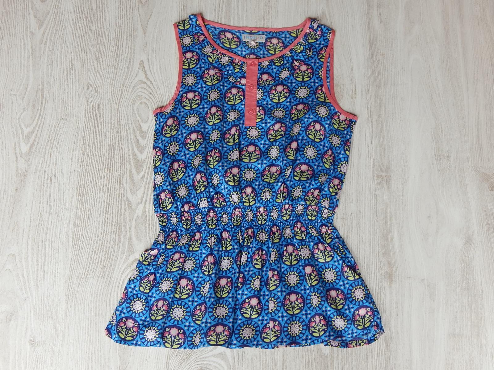 Nyári lenge blúz  158-164 (13-14 év)   Lány ruhák     Lótusz ... ebc7fd8540