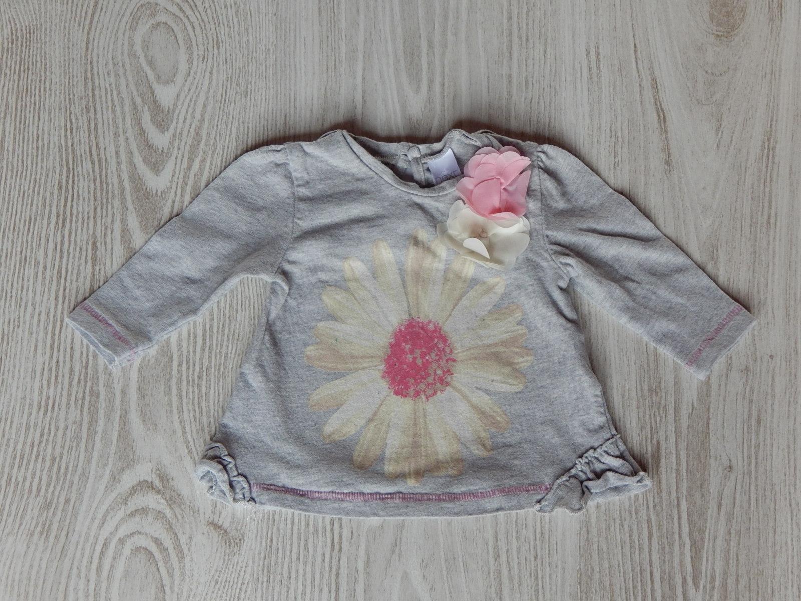 2f51a41696 Next 3D virágos felső [62 (0-3 hó) / Lány ruhák] :: Lótusz ...