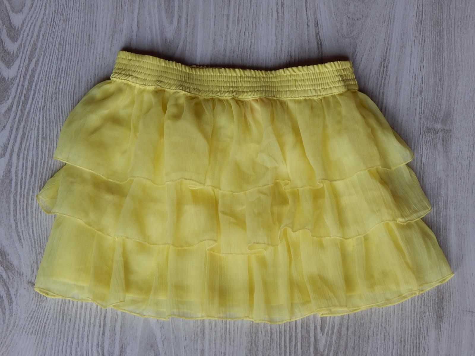 Sárga tüllszoknya  122 (7 év)   Lány ruhák     Lótusz Gyerekruha Webshop 6f9a219c7e