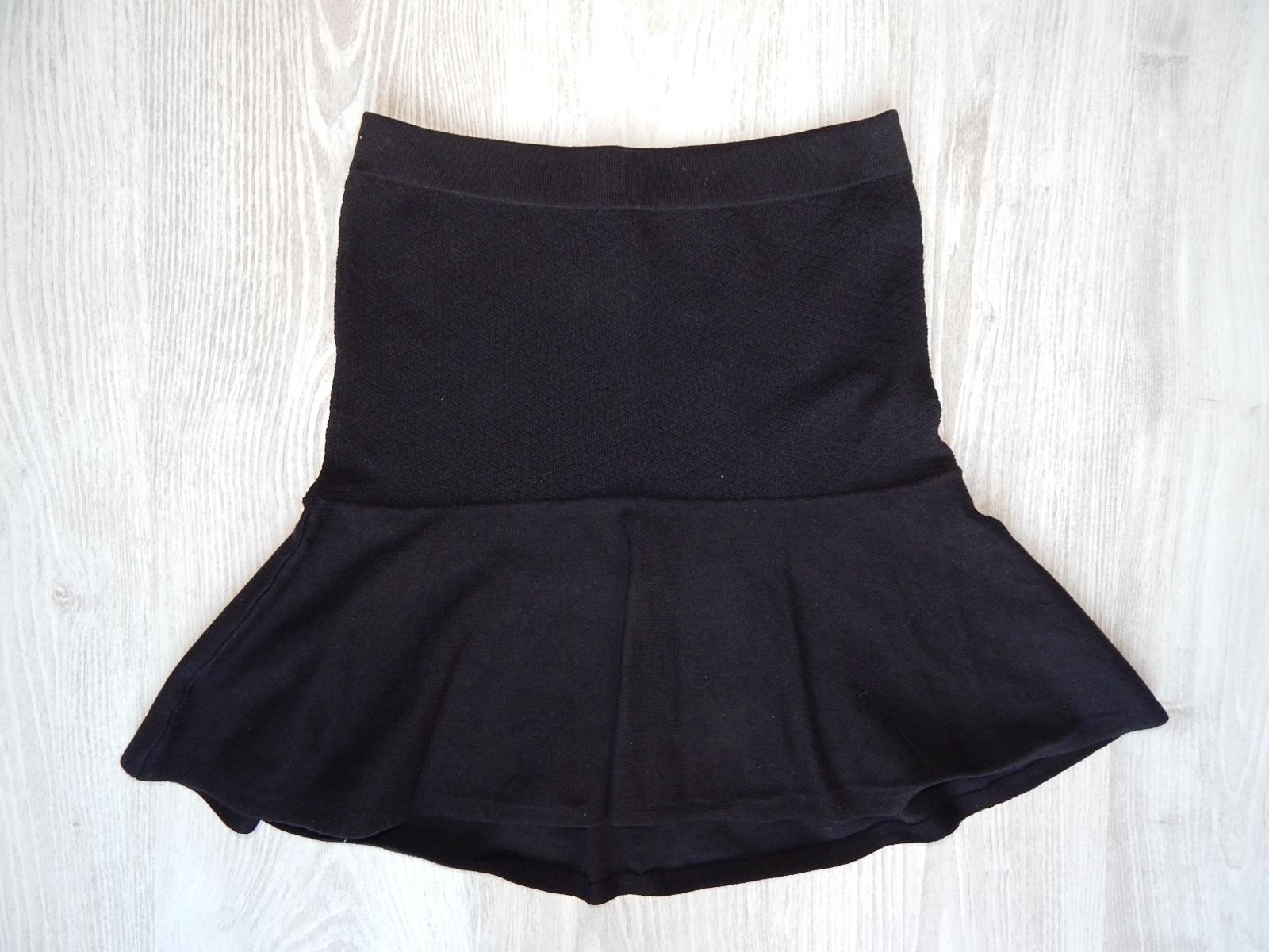 Termékek · Lány ruhák · 158-164 (13-14 év) · Fekete pamut fodros Next  szoknya 7b0ca416b6