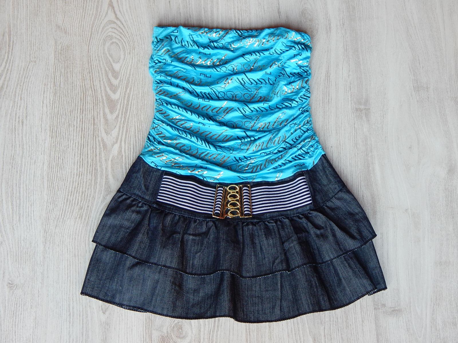 Pánt nélküli ruha  158-164 (13-14 év)   Lány ruhák     Lótusz ... b05049eaed