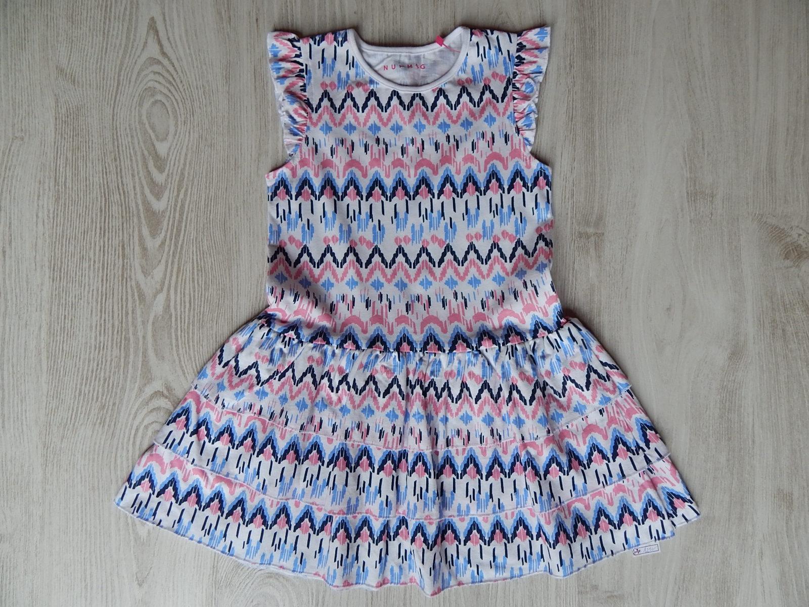 Mintás nyári ruha  116 (6 év)   Lány ruhák     Lótusz Gyerekruha Webshop 4701dd5542