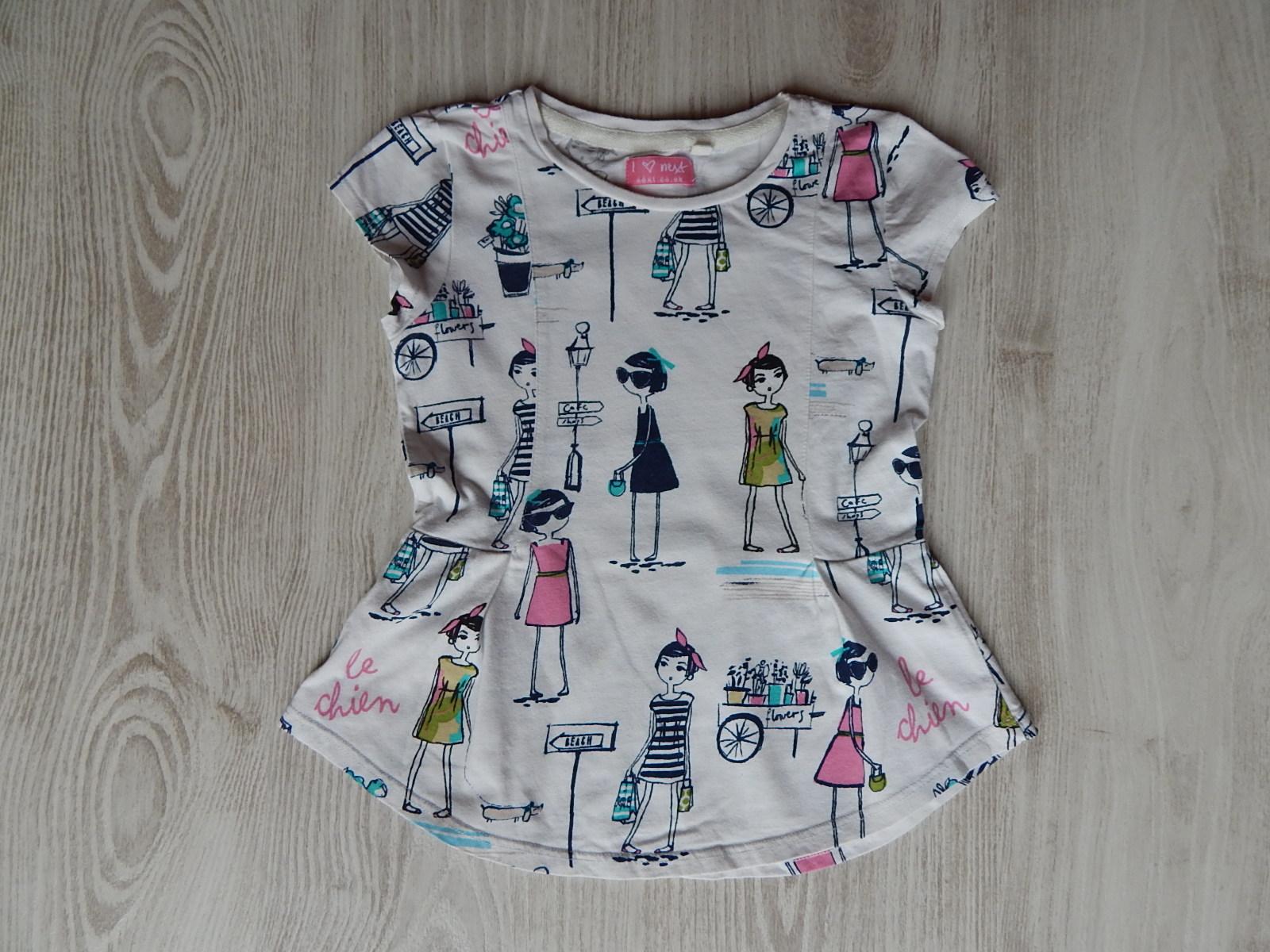 Next Cuba felső  122 (7 év)   Lány ruhák     Lótusz Gyerekruha Webshop 297dbc5458