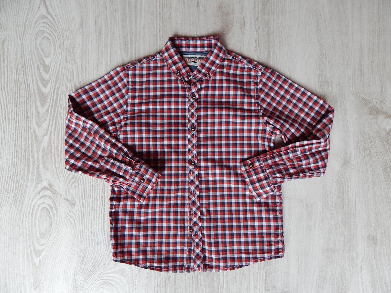 64a40d4be7 Next kockás ing [116 (6 év) / Fiú ruhák] :: Lótusz Gyerekruha Webshop