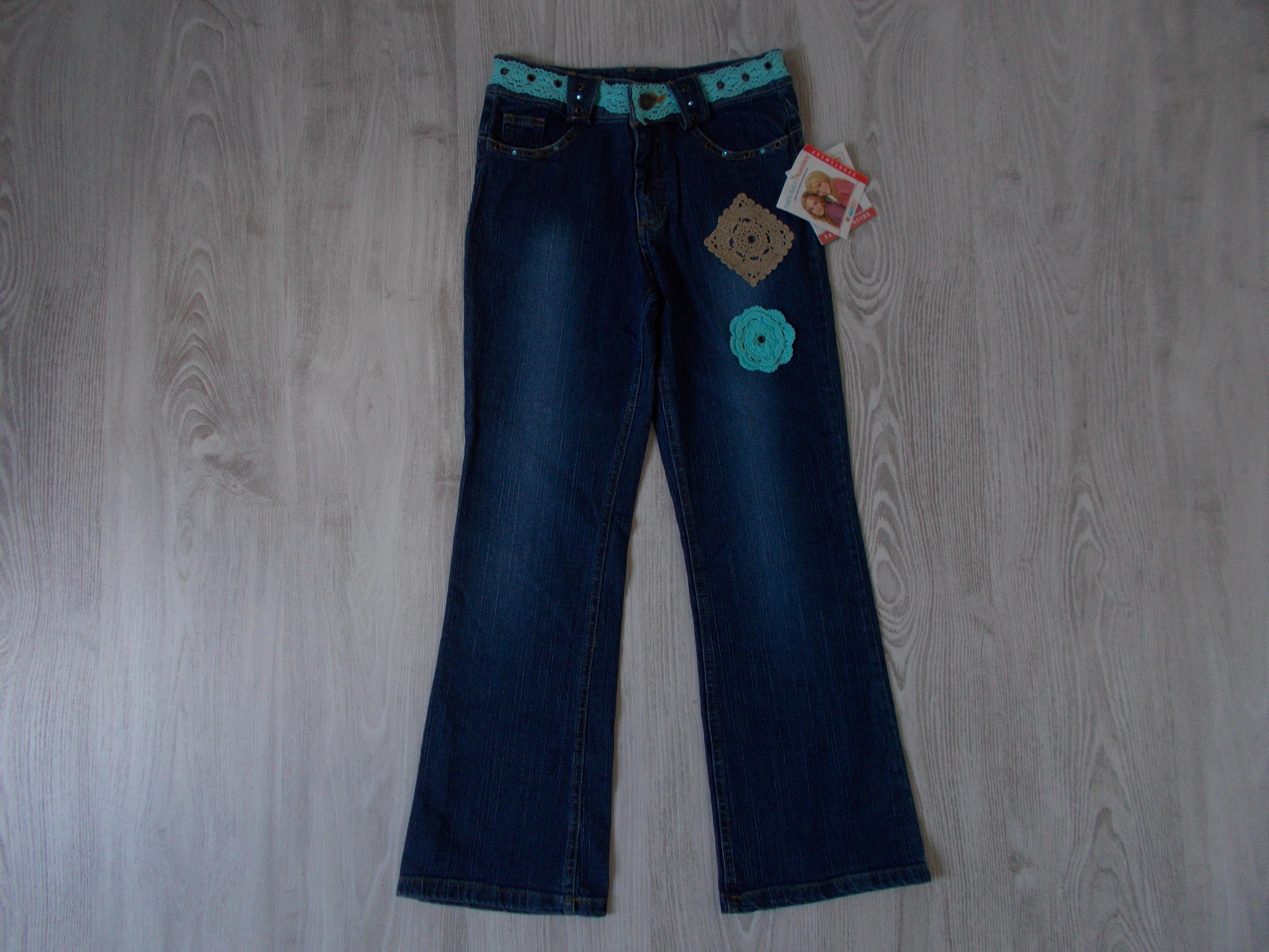 6904ec8a6f Bohókás farmer [158-164 (13-14 év) / Lány ruhák] :: Lótusz ...