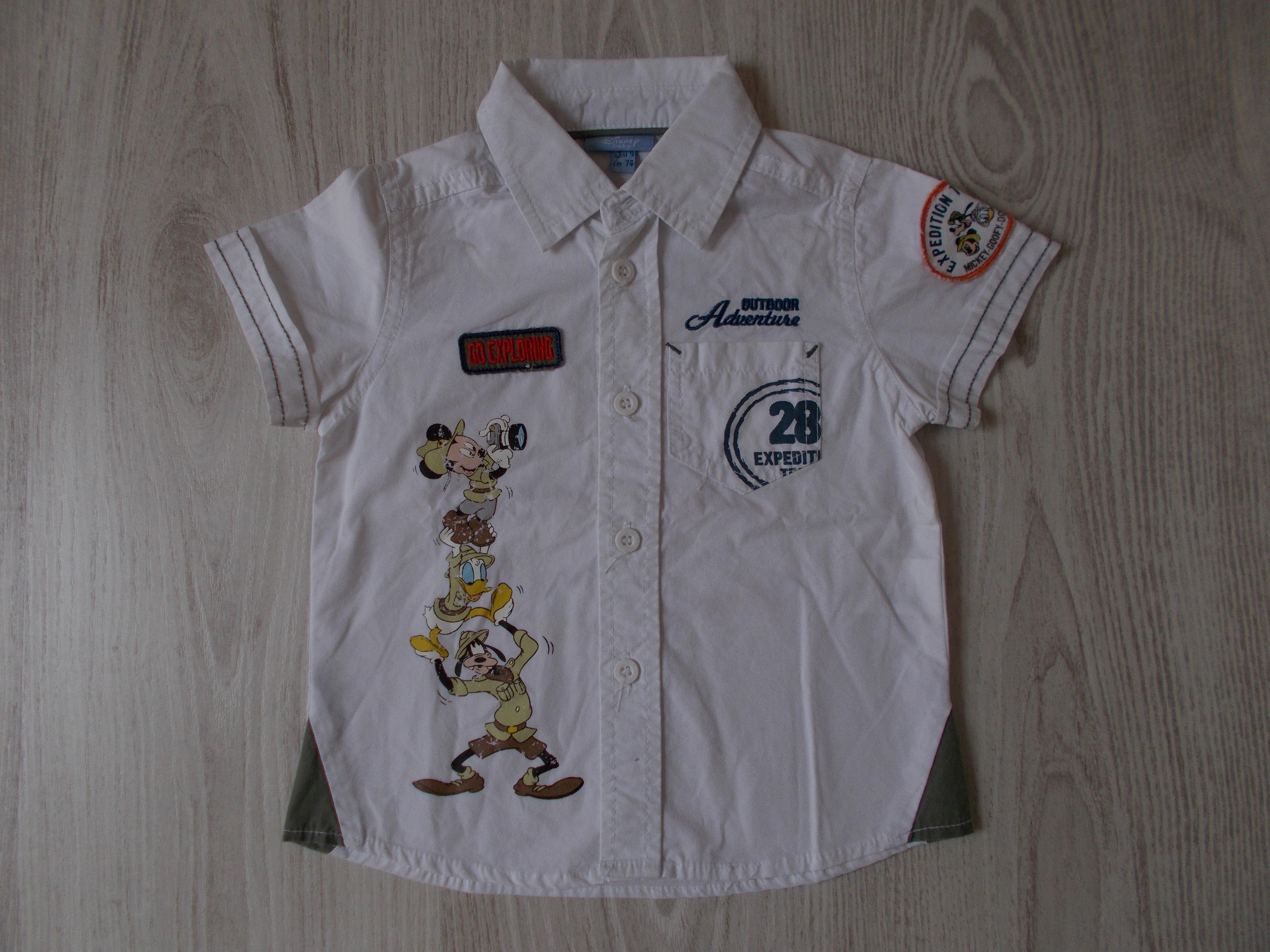 Mickey egeres ing  74 (6-9 hó)   Fiú ruhák     Lótusz Gyerekruha Webshop bd15a4c335
