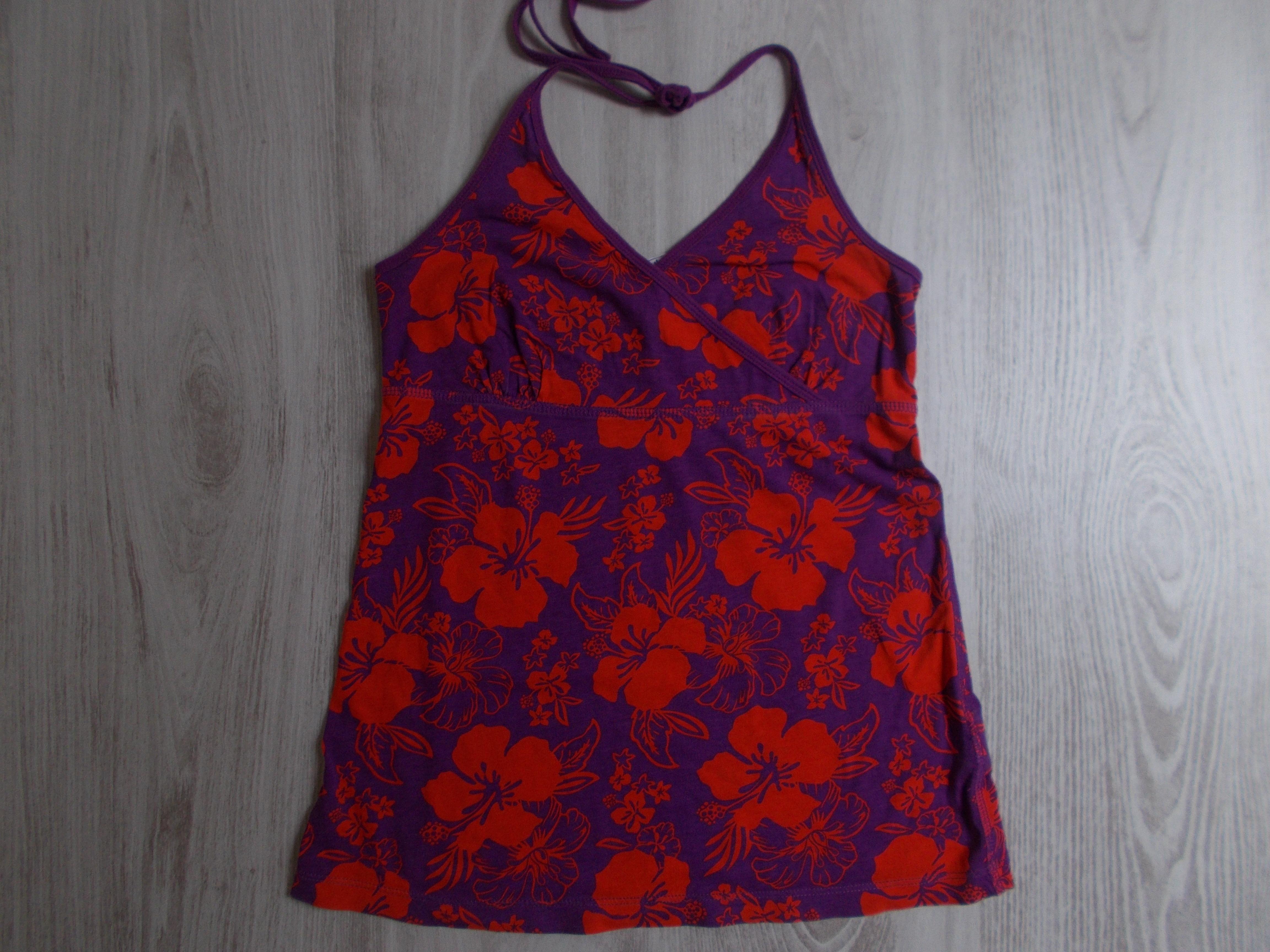 Virágos top  158-164 (13-14 év)   Lány ruhák     Lótusz Gyerekruha Webshop edb2f7636e