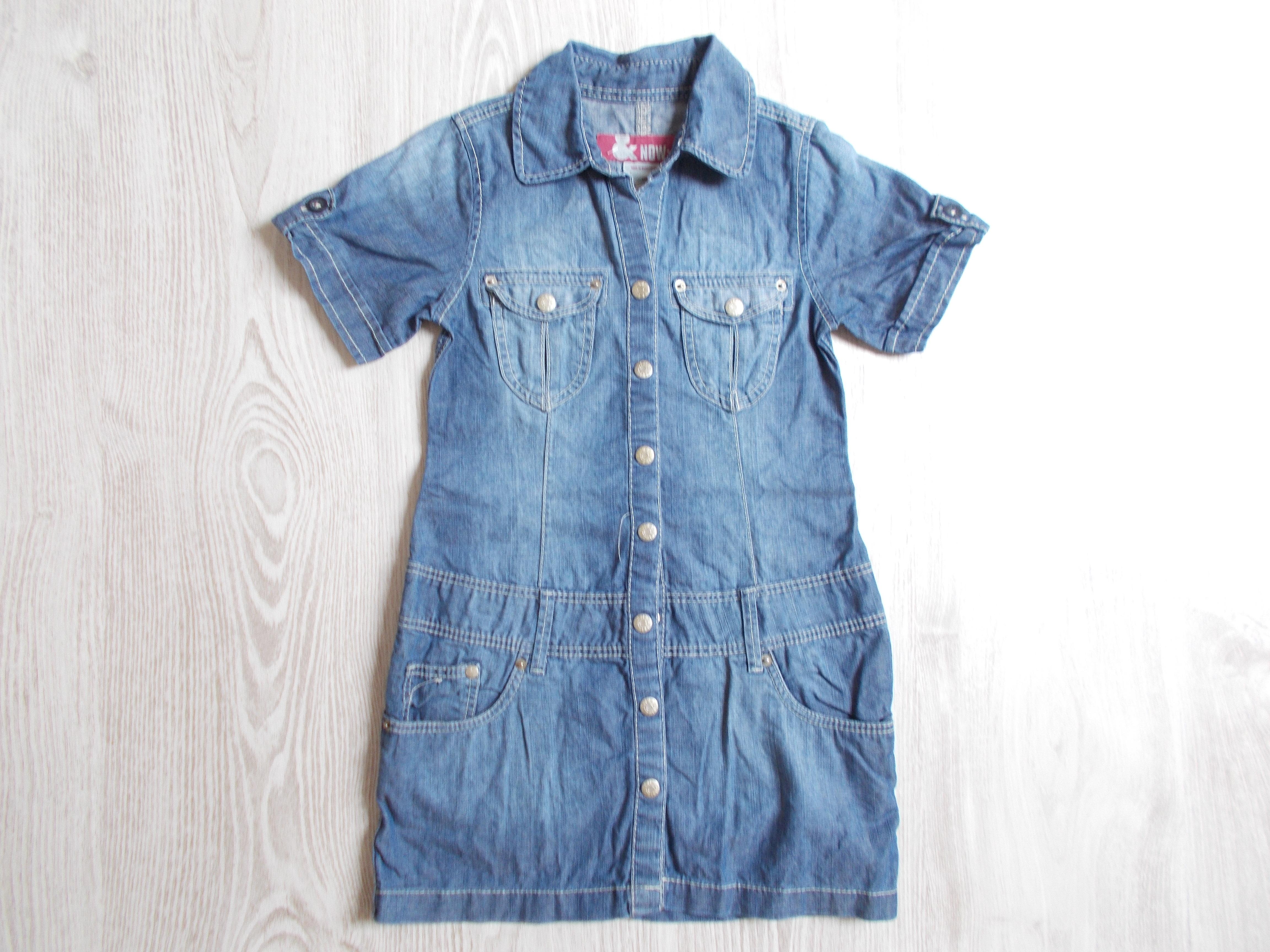 Farmerruha  116 (6 év)   Lány ruhák     Lótusz Gyerekruha Webshop 34e95011a8