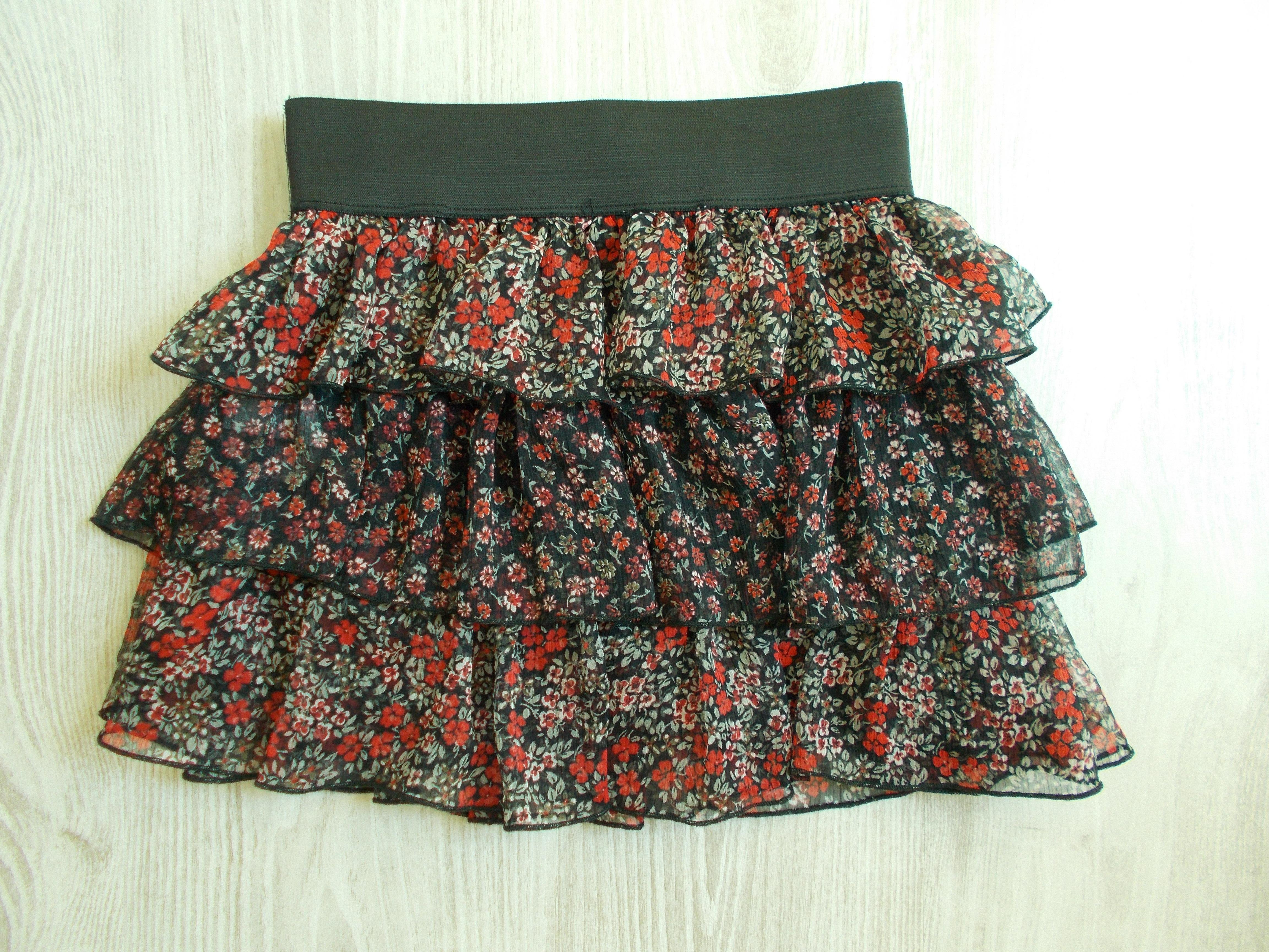 Fodros szoknya  158-164 (13-14 év)   Lány ruhák     Lótusz ... 37deb95ec7