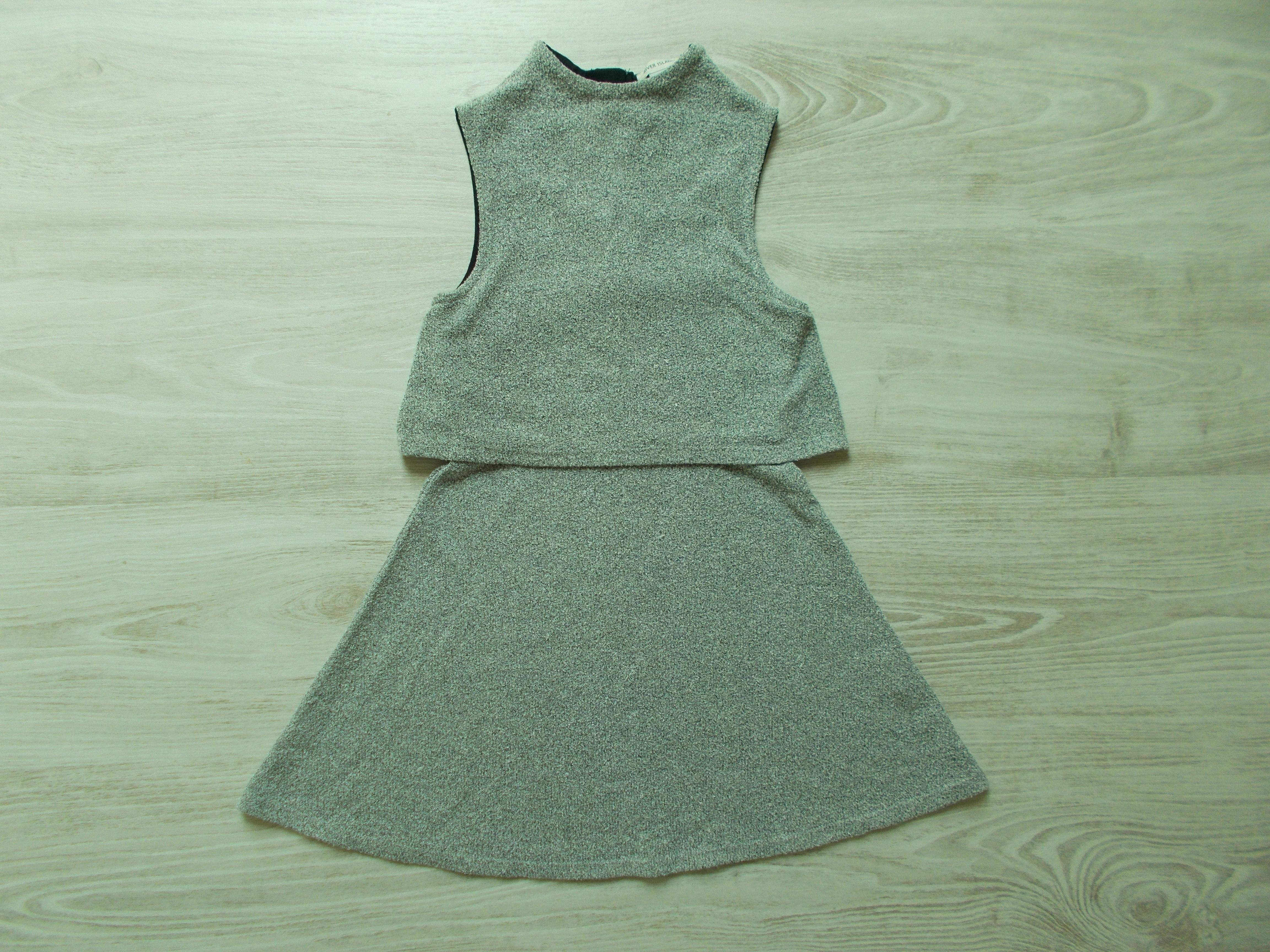 09af0addf4 Szürke alkalmi ruha [110 (5 év) / Lány ruhák] :: Lótusz Gyerekruha ...