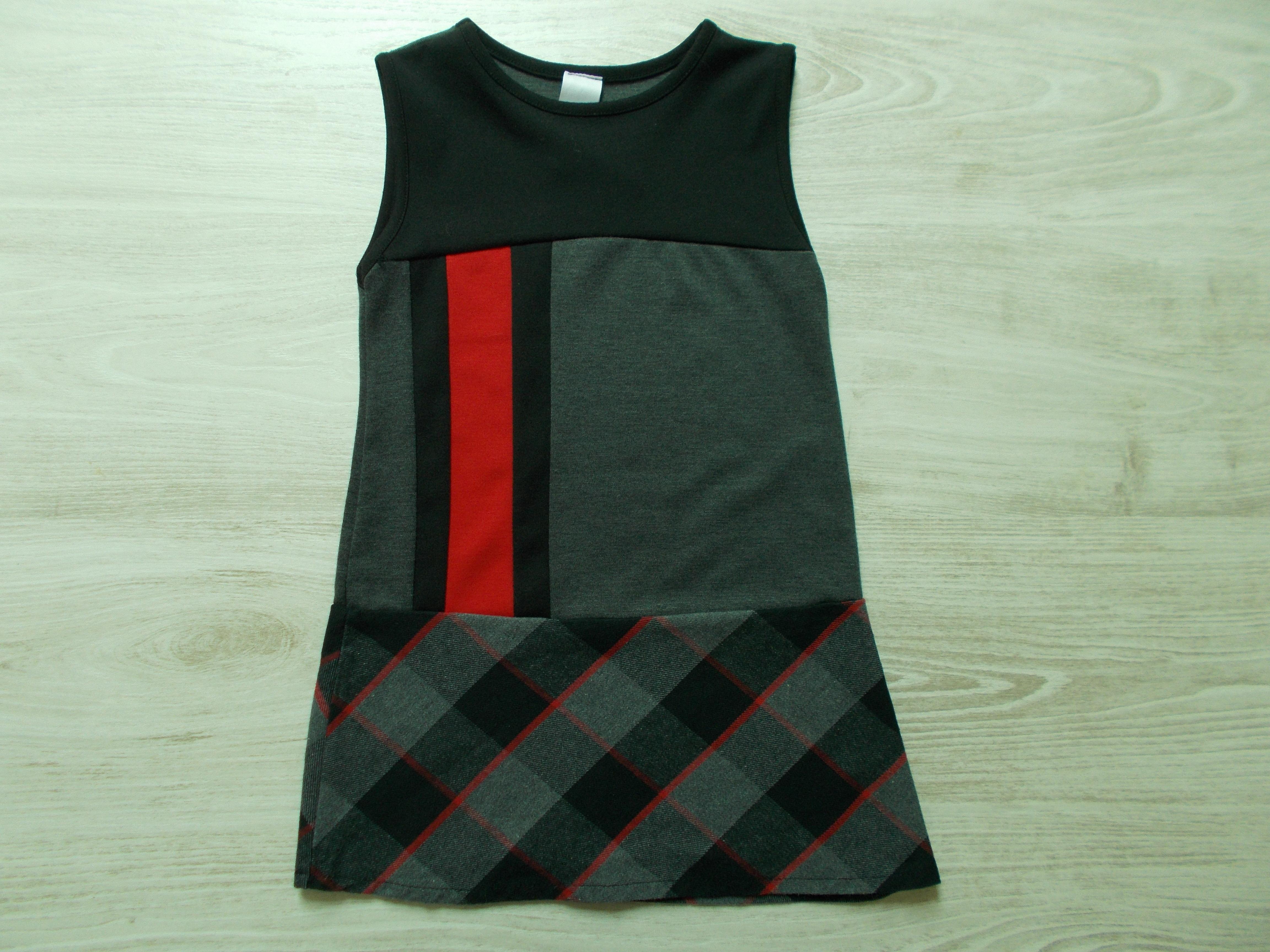 ac541e16f5 Mintás ruha [116 (6 év) / Lány ruhák] :: Lótusz Gyerekruha Webshop