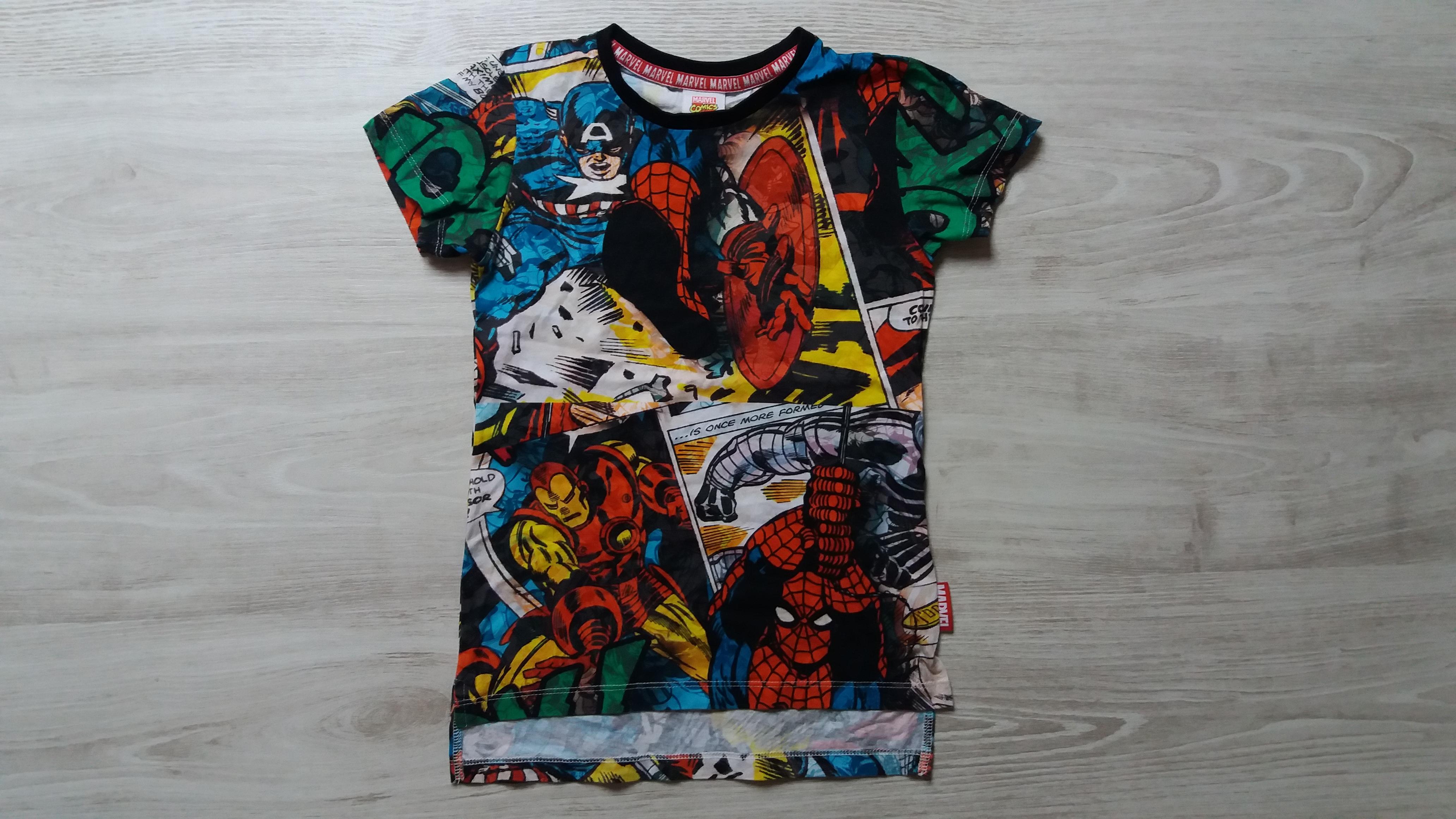 Marvel póló  122 (7 év)   Fiú ruhák     Lótusz Gyerekruha Webshop 1c843f1161