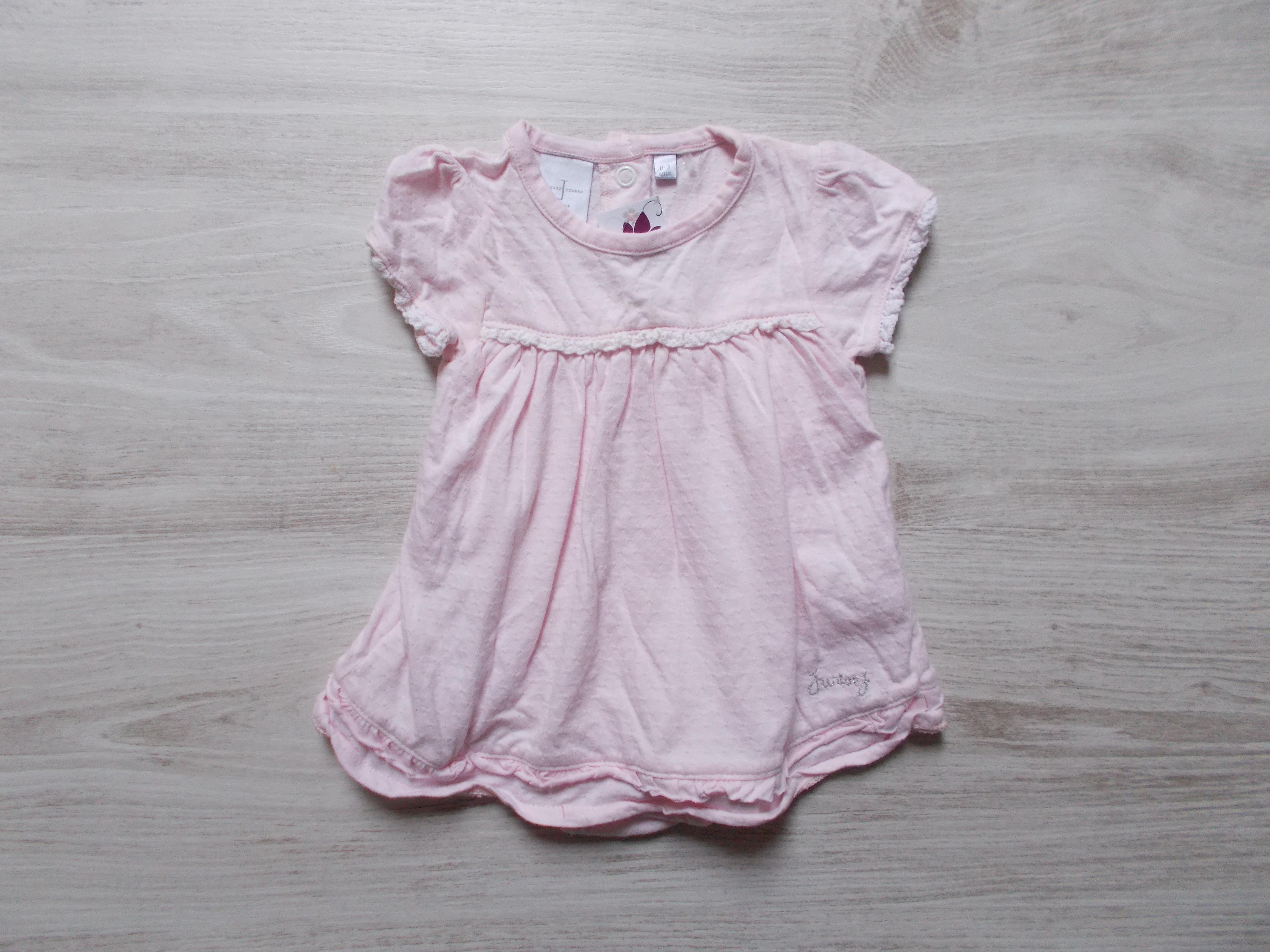 a8b7e65ba0 Rózsaszín ruha [62 (0-3 hó) / Lány ruhák] :: Lótusz Gyerekruha Webshop