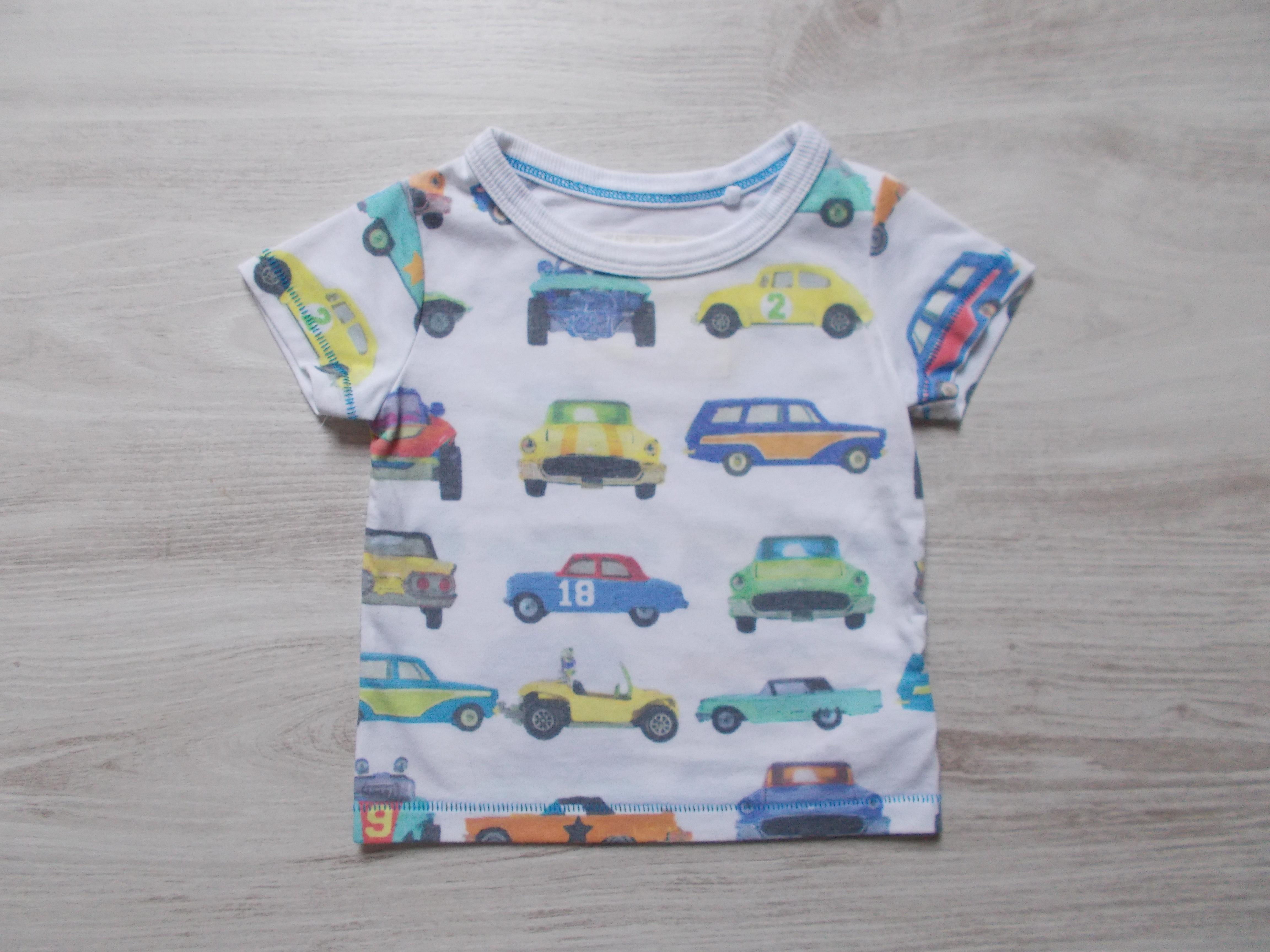 Next autós póló  68 (3-6 hó)   Fiú ruhák     Lótusz Gyerekruha Webshop 22ab892e23