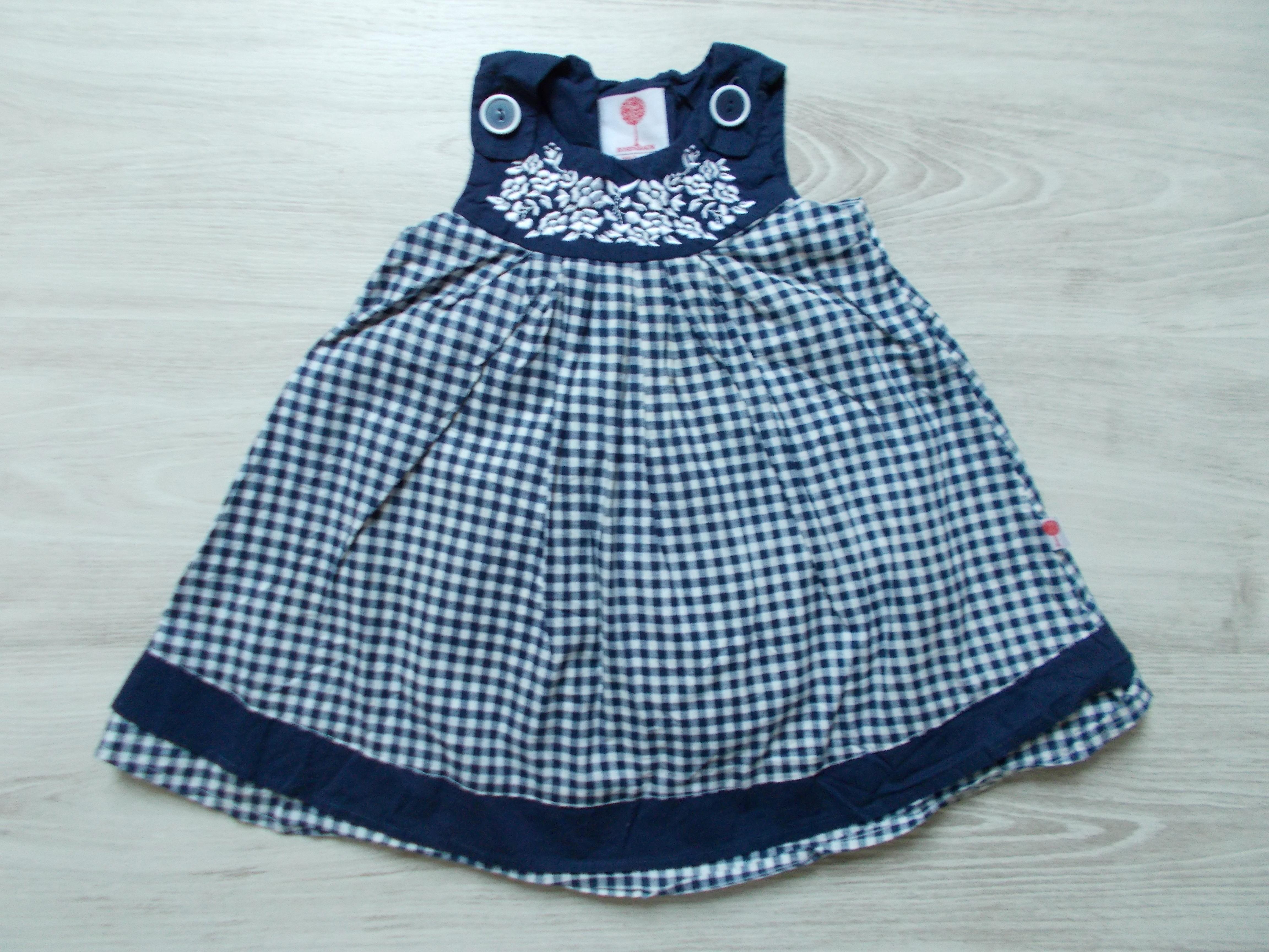 Kockás ruha  98 (3 év)   Lány ruhák     Lótusz Gyerekruha Webshop 92377e80aa