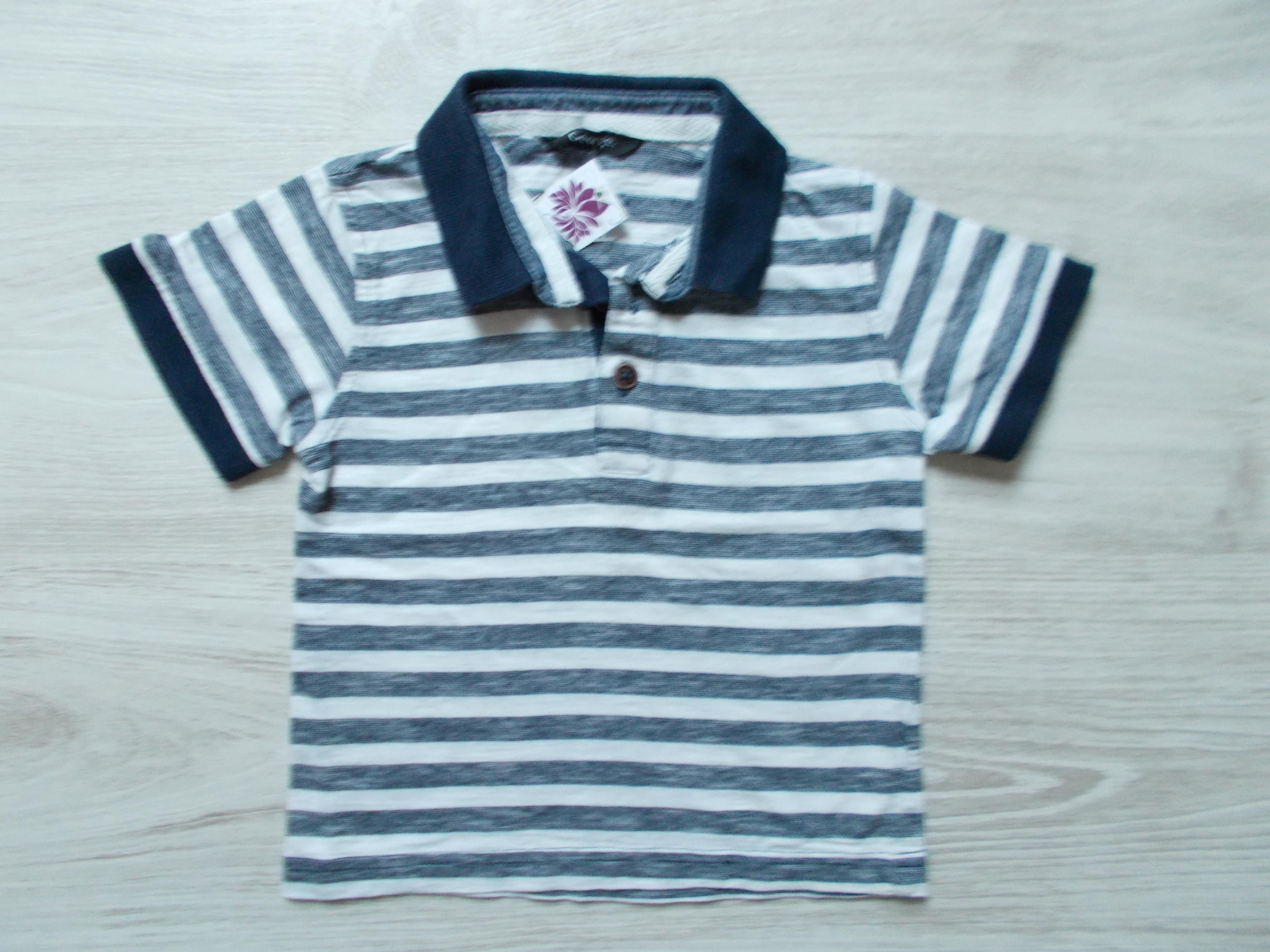 7d791908a1 Csíkos póló [86 (12-18 hó) / Fiú ruhák] :: Lótusz Gyerekruha Webshop