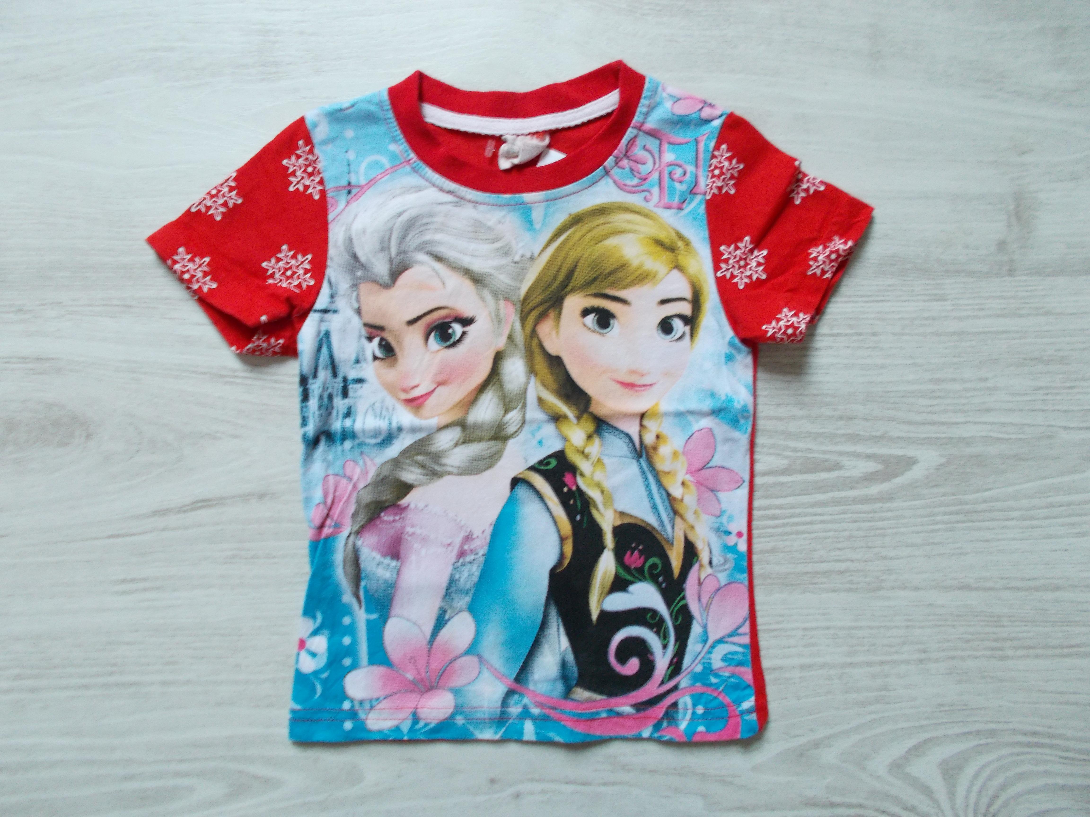 Jégvarázs póló  92 (18-24 hó)   Lány ruhák     Lótusz Gyerekruha Webshop c67a996c48