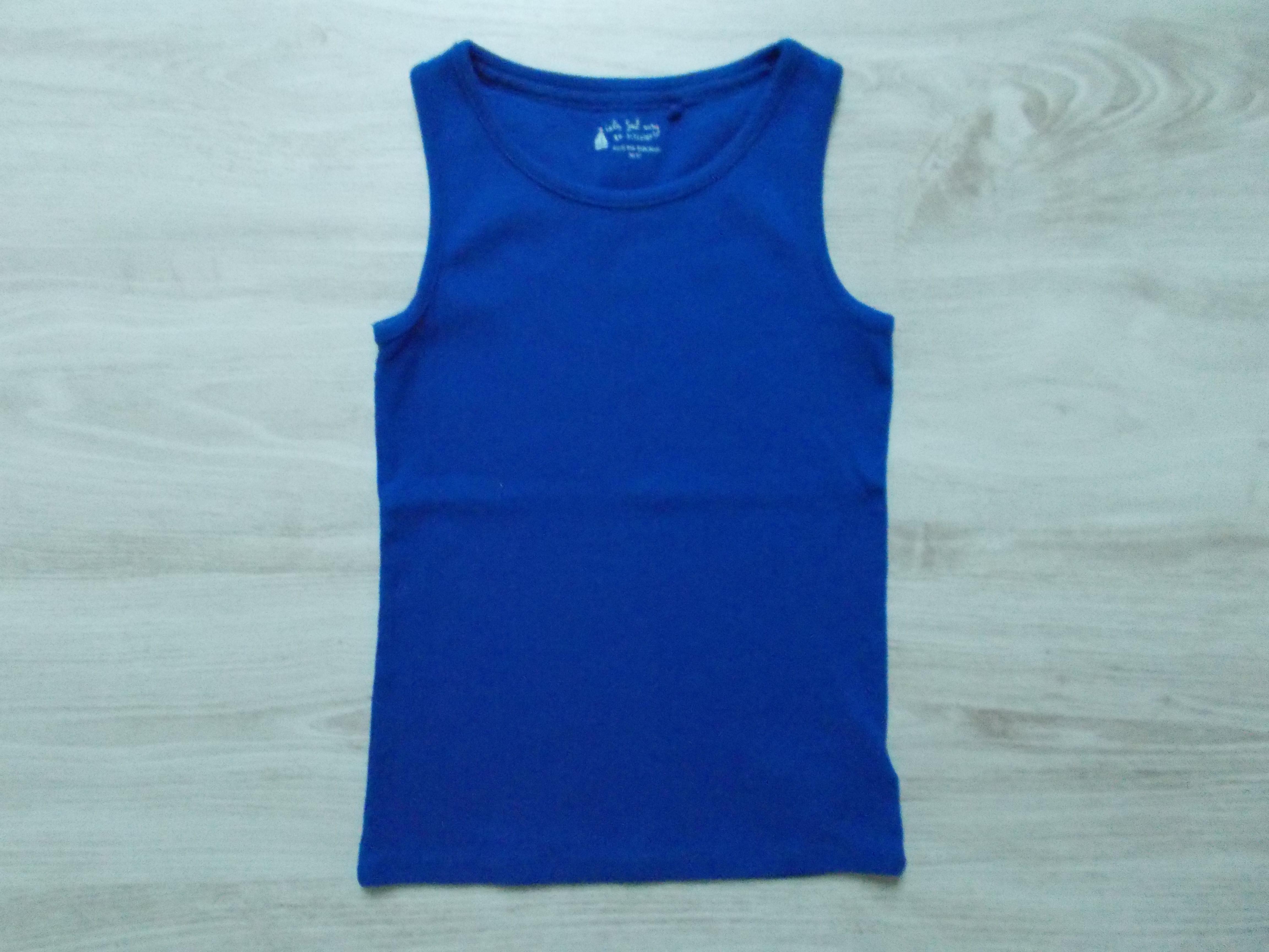 Next kék trikó  140 (10 év)   Lány ruhák     Lótusz Gyerekruha Webshop f6d0acad60