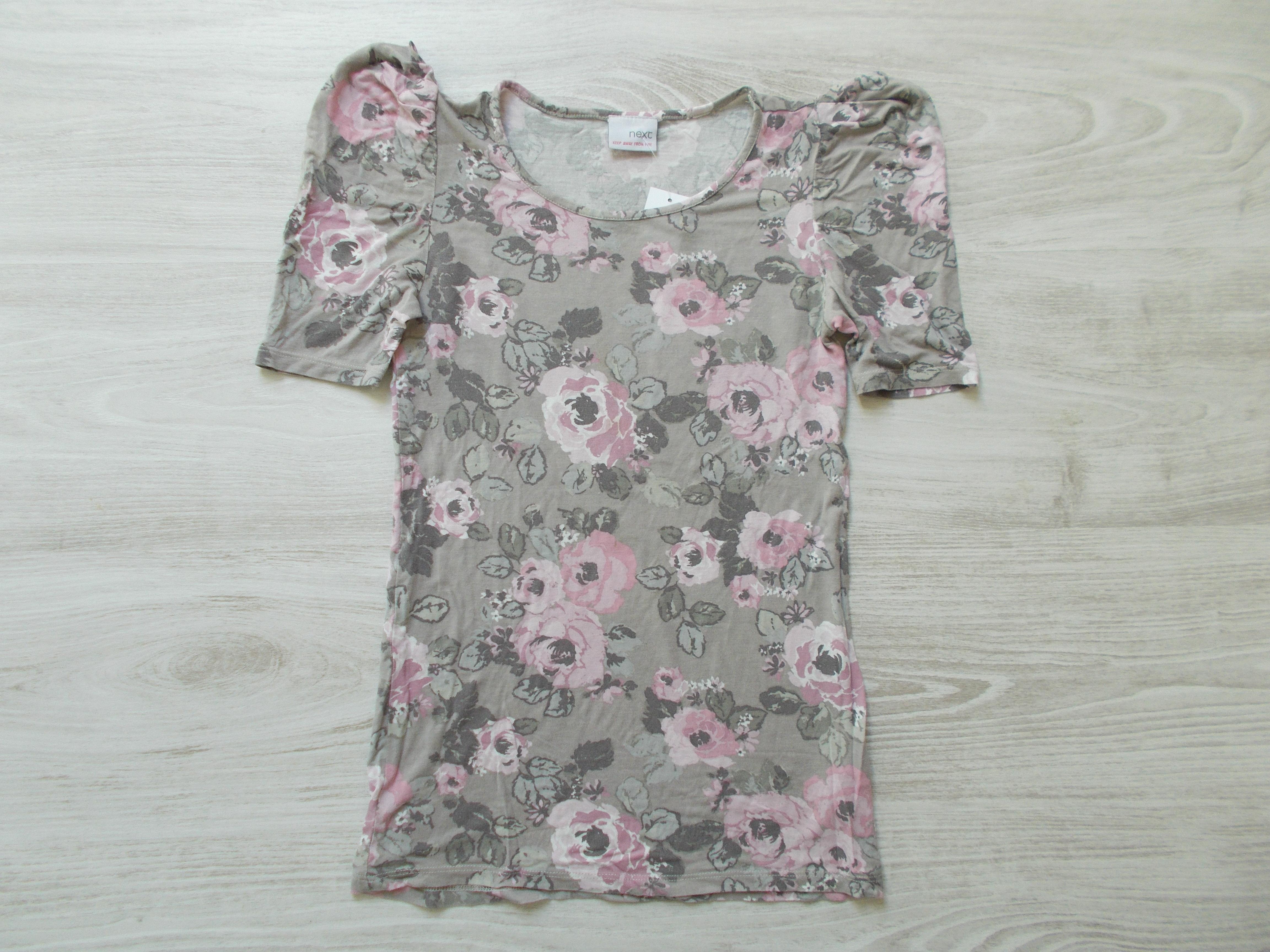 d0ff39381f Next virágos póló [116 (6 év) / Lány ruhák] :: Lótusz Gyerekruha Webshop