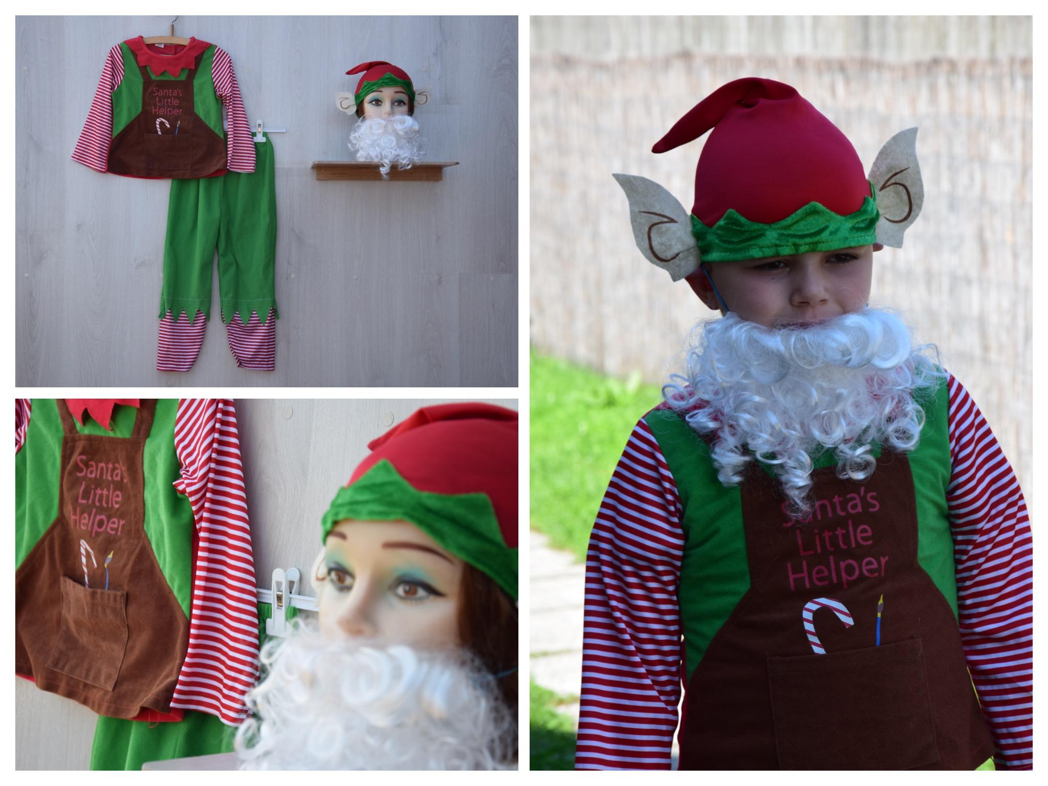 1dd0ba84bf 62. Karácsonyi manó jelmez [4 - 6 év / Jelmez bérlés] :: Lótusz ...