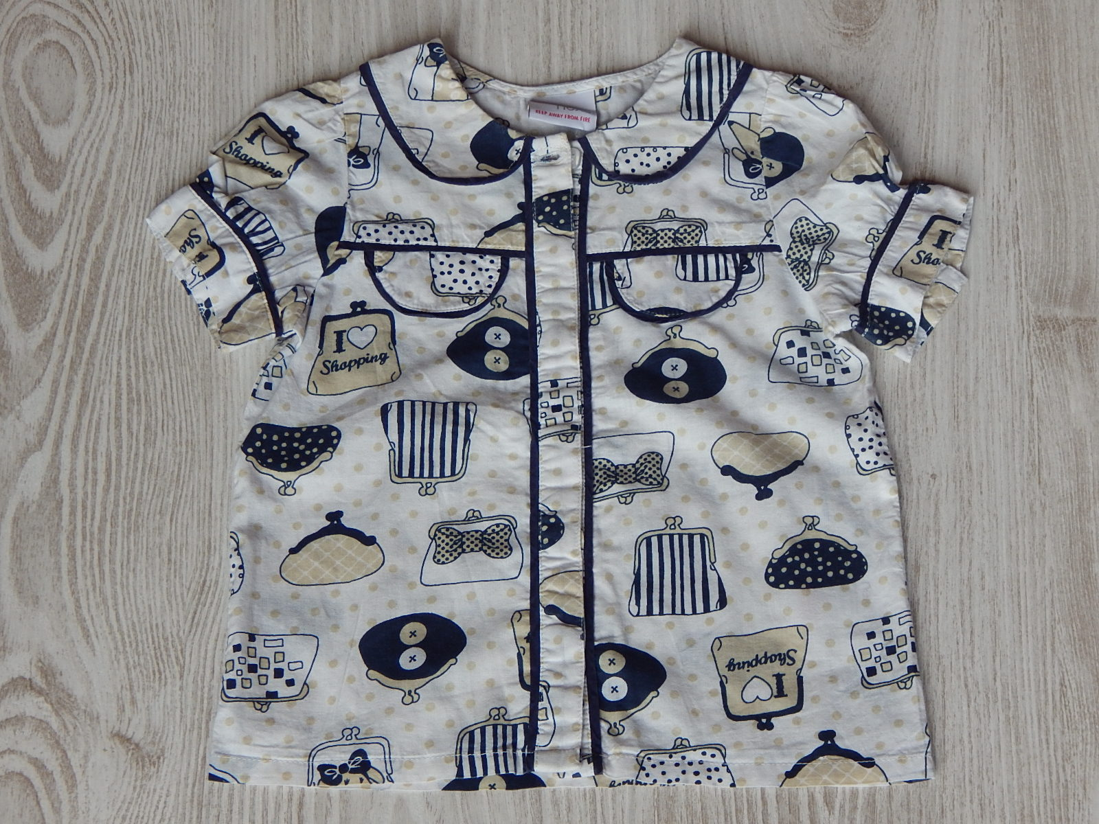 f4da8e185f Pénztárcás ing [92 (18-24 hó) / Lány ruhák] :: Lótusz Gyerekruha Webshop